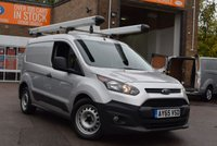 2016 FORD TRANSIT CONNECT 1.5 200 ECONETIC P/V 1d 99 BHP £9499.00