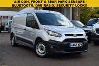 2016 FORD TRANSIT CONNECT 1.5 210 ECONETIC P/V 1d 99 BHP £10499.00