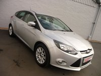 2011 FORD FOCUS 1.6 TITANIUM (NEW SHAPE) £4495.00