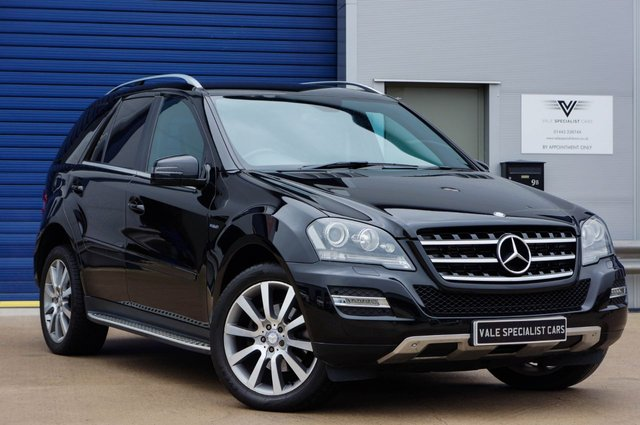 2011 MERCEDES-BENZ M CLASS 3.0 ML350 CDI BLUEEFFICIENCY GRAND EDITION AUTO 231 BHP