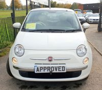 USED 2014 14 FIAT 500 1.2 LOUNGE 3d 69 BHP 0% Deposit Plans Available even if you Have Poor/Bad Credit or Low Credit Score, APPLY NOW!