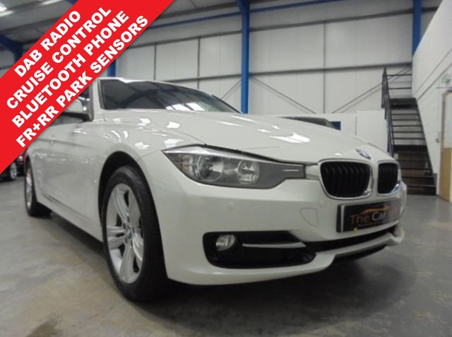 2013 13 BMW 3 SERIES 1.6 316I SPORT 4d 135 BHP