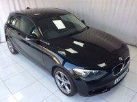 USED 2014 64 BMW 1 SERIES 2.0 118D SE 3d 141 BHP