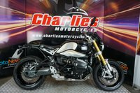 2014 BMW R SERIES BMW R NINE T SPORT Akrapovic and 3000 miles £8595.00