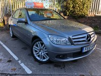 2010 MERCEDES-BENZ C CLASS 2.1 C200 CDI BLUEEFFICIENCY EXECUTIVE SE 4d AUTO 136 BHP £6995.00