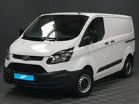 USED 1970 FORD TRANSIT CUSTOM 2.0 290 TDCI L1H1 * 0% Deposit Finance Available
