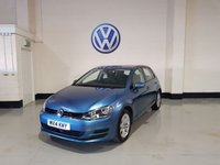 2014 VOLKSWAGEN GOLF 1.6 SE TDI BLUEMOTION TECHNOLOGY 5d 103 BHP £SOLD