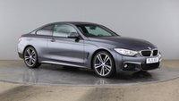 2015 BMW 4 SERIES 2.0 420D M SPORT 2d AUTO 188 BHP £18990.00