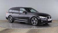 2015 BMW 3 SERIES 3.0 330D XDRIVE M SPORT 4d AUTO 255 BHP