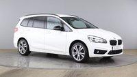 2016 BMW 2 Series GRAN TOURER 1.5 218I SPORT GRAN TOURER 5d AUTO 134 BHP £17490.00