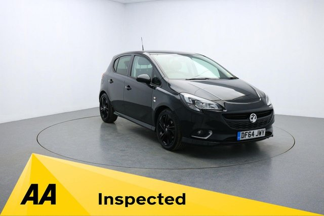 2014 64 VAUXHALL CORSA 1.4 LIMITED EDITION S/S 5d 99 BHP