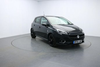 2014 VAUXHALL CORSA 1.4 LIMITED EDITION S/S 5d 99 BHP £7095.00