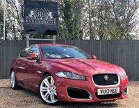 2013 JAGUAR XF 5.0 V8 XFR 4dr AUTO £21499.00