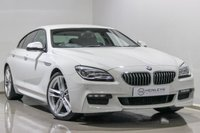 USED 2016 66 BMW 6 SERIES GRAN COUPE 3.0 640D M SPORT GRAN COUPE 4d AUTO 309 BHP