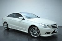 USED 2009 59 MERCEDES-BENZ E CLASS 3.0 E350 CDI BLUEEFFICIENCY SPORT 2d AUTO 231 BHP PANORAMIC ROOF + FULL LEATHER