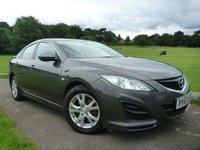 2012 MAZDA 6 2.2 D TS 5d 163 BHP £3200.00