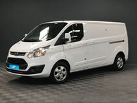 USED 1970 FORD TRANSIT CUSTOM 290 LIMITED LR P/V 2.0 290 LIMITED L2H1 * 0% Deposit Finance Available