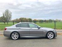 2015 BMW 5 SERIES 3.0 530D M SPORT 4d AUTO 255 BHP £18495.00