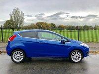 2013 FORD FIESTA 1.0 TITANIUM X 3d 99 BHP £6995.00