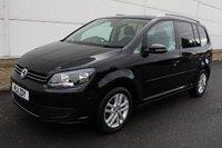 2011 VOLKSWAGEN TOURAN 1.6 SE TDI DSG 5d AUTO 106 BHP £8250.00