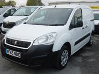 2015 PEUGEOT PARTNER 1.6 HDI PROFESSIONAL 625 1d 92 BHP NEW SHAPE THREE SEATS £6495.00