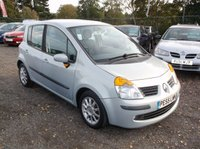 USED 2005 55 RENAULT MODUS 1.6 DYNAMIQUE 16V 5d AUTO 113 BHP ****Great Value economical reliable family car with excellent service history, drives superbly****