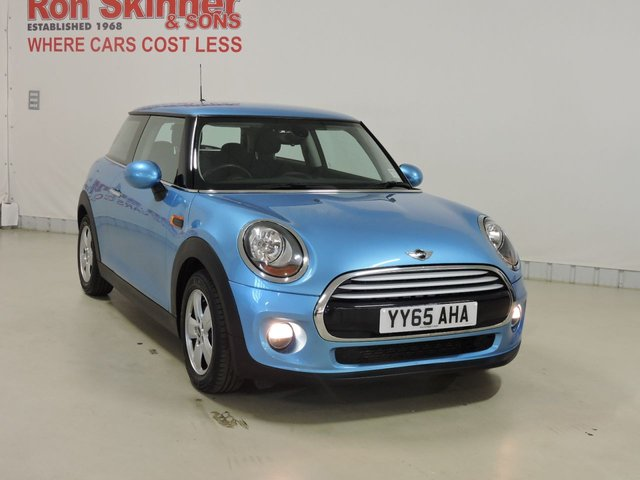 View our 2015 65 MINI HATCH COOPER 1.5 COOPER 3d 134 BHP