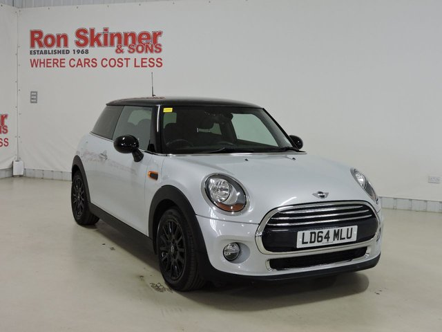 View our 2014 64 MINI HATCH COOPER 1.5 COOPER 3d 134 BHP with Pepper Pack + Chrome Line Interior