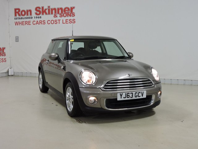 View our 2013 63 MINI HATCH ONE 1.6 ONE 3d 98 BHP
