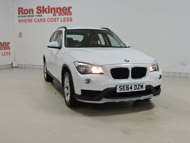 View our 2015 64 BMW X1 (5)      2.0 XDRIVE18D SE 5d 141 BHP