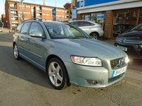 2010 VOLVO V50 1.6 D DRIVE SE 5d 109 BHP £4794.00