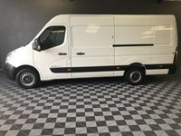 USED 1970 RENAULT MASTER LM 35 DCI 120 P/V 2.3 LM35 BUSINESS DCI S/R P/V 1d 125 BHP