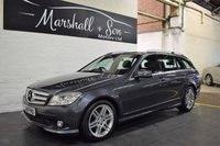 USED 2009 09 MERCEDES-BENZ C CLASS 2.1 C220 CDI SPORT 5d AUTO 168 BHP STUNNING CAR - GREAT HISTOER - POWER BOOT - AIRCON