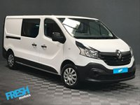 USED 1970 RENAULT TRAFIC 1.6 LL29 BUSINESS DCI Crew Van