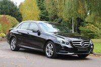 2015 MERCEDES-BENZ E CLASS 2.1 E220 BLUETEC SE 4d AUTO 174 BHP £16590.00