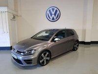 2015 VOLKSWAGEN GOLF 2.0 R DSG 3d AUTO 298 BHP £21977.00