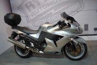 2008 KAWASAKI ZZR1400 1352cc ZZR 1400  £4390.00