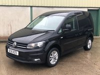 2016 VOLKSWAGEN CADDY 2.0 C20 TDI HIGHLINE 1d 101 BHP £12250.00