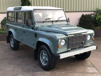 2010 LAND ROVER DEFENDER 110 Defender 110 Station Wagon 2.4 TDCI £SOLD