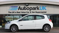USED 2011 61 RENAULT CLIO 1.1 DYNAMIQUE TOMTOM TCE 3d 100 BHP LOW DEPOSIT OR NO DEPOSIT FINANCE AVAILABLE
