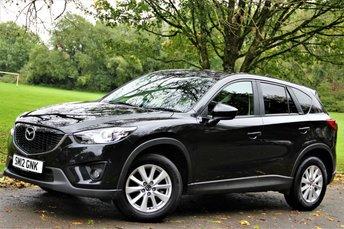2012 MAZDA CX-5 2.2 D SE-L NAV 5d 148 BHP £10991.00