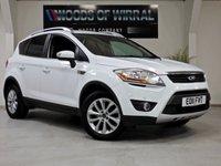 2011 FORD KUGA 2.0 TITANIUM TDCI 2WD 5d 138 BHP £7980.00