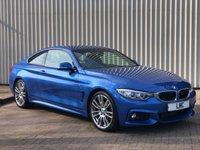 USED 2015 65 BMW 4 SERIES 2.0 420D M SPORT 2DR 188 BHP 1 OWNER