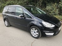 USED 2012 12 FORD GALAXY 2.0 ZETEC TDCI 5d 138 BHP