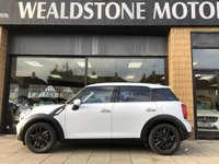 2015 MINI COUNTRYMAN 2.0 COOPER D BUSINESS 5d AUTO 110 BHP £12995.00