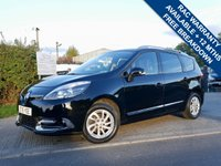 USED 2015 15 RENAULT GRAND SCENIC 1.5 DYNAMIQUE TOMTOM DCI EDC 5d AUTO 110 BHP ONE FORMER KEEPER, FULL RENAULT MAIN DEALER SERVICE HISTORY