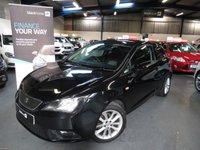 2013 SEAT IBIZA 1.4 TOCA 3d 85 BHP £4990.00