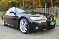 """USED 2008 58 BMW 3 SERIES 3.0 325I M SPORT 2d AUTO 215 BHP A LOT OF CAR FOR THE MONEY WHICH HAS LEATHER, XENONS, 18"""" ALLOYS AND LOTS MORE....."""