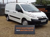 2015 CITROEN DISPATCH 2.0 1200 L2H1 LWB ENTERPRISE HDI 6d 125 BHP £7990.00