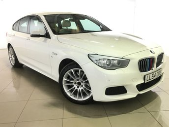 2014 BMW 5 SERIES 2.0 520D M SPORT GRAN TURISMO 5d AUTO 181 BHP £17790.00